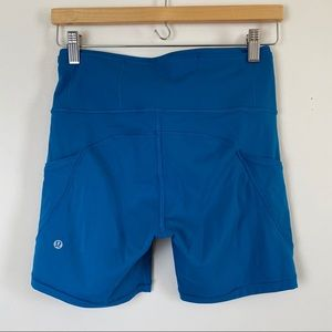 "Lululemon Fast and Free Short 6"" *Non-Reflective"